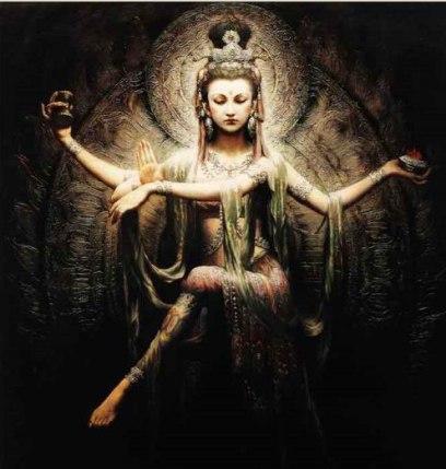 Buddha-Chinese-3-Oil-Painting_LRG