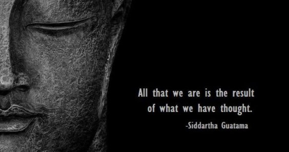 Buddha Thoughts Quote